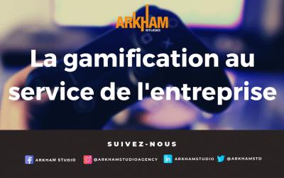 La gamification au service de l'entreprise