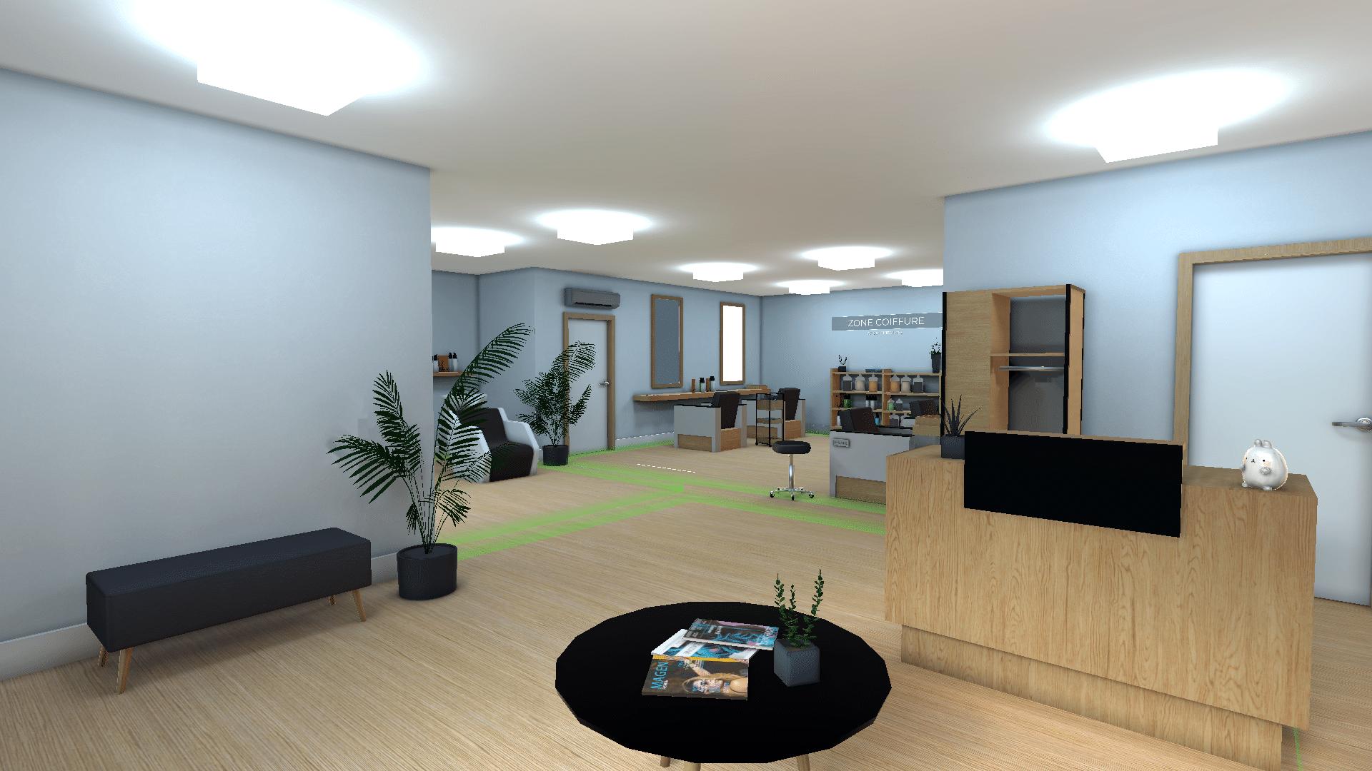Réalité Virtuelle - L&B Synergie I Arkham Studio - agence de gamification