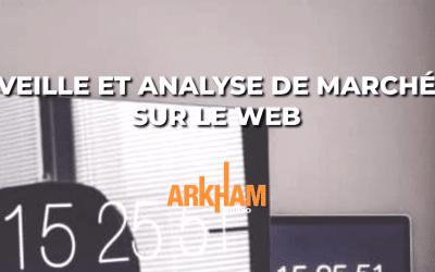 Veille et analyse de marché sur le web