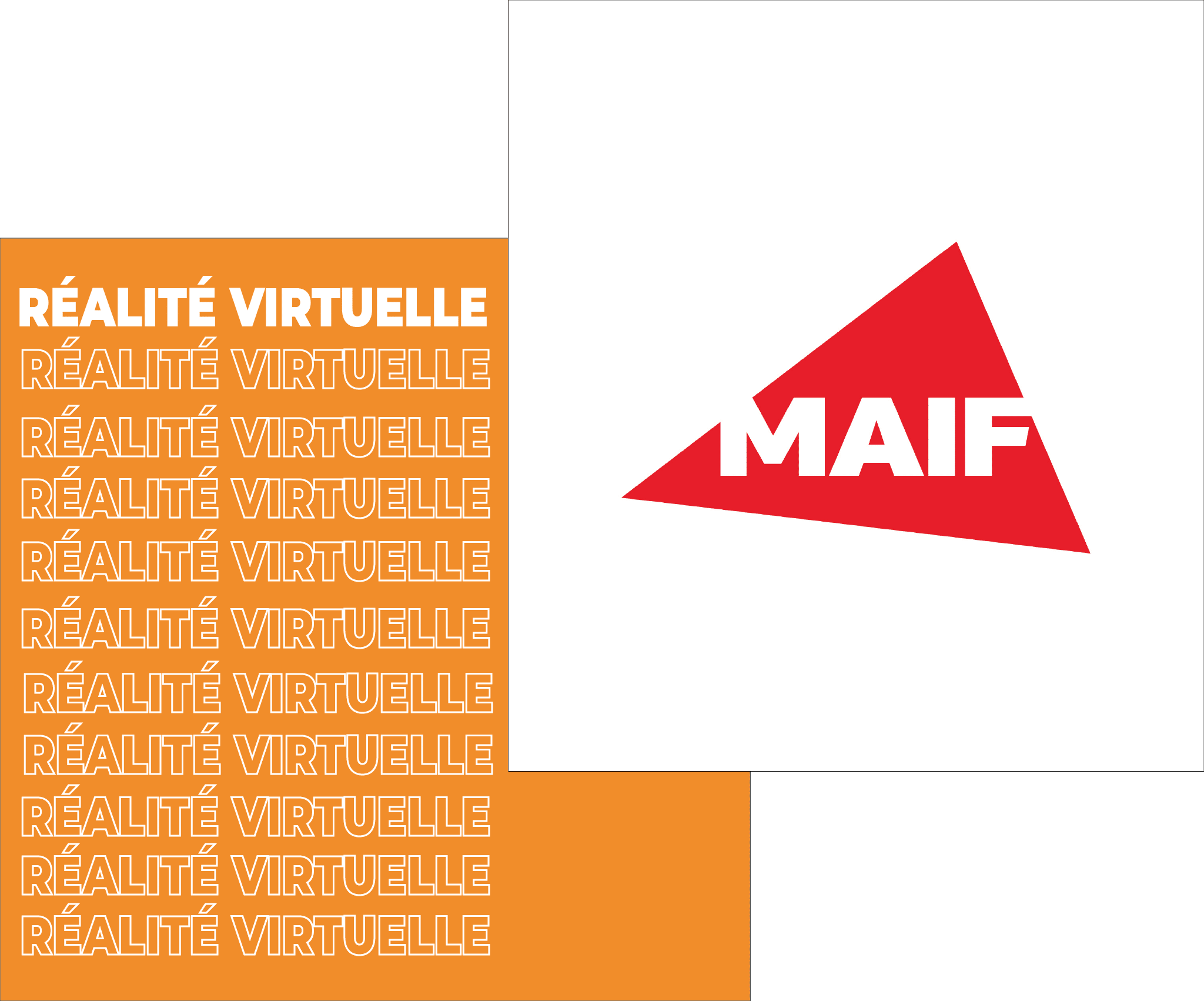 logo Maif Réalité virtuelle
