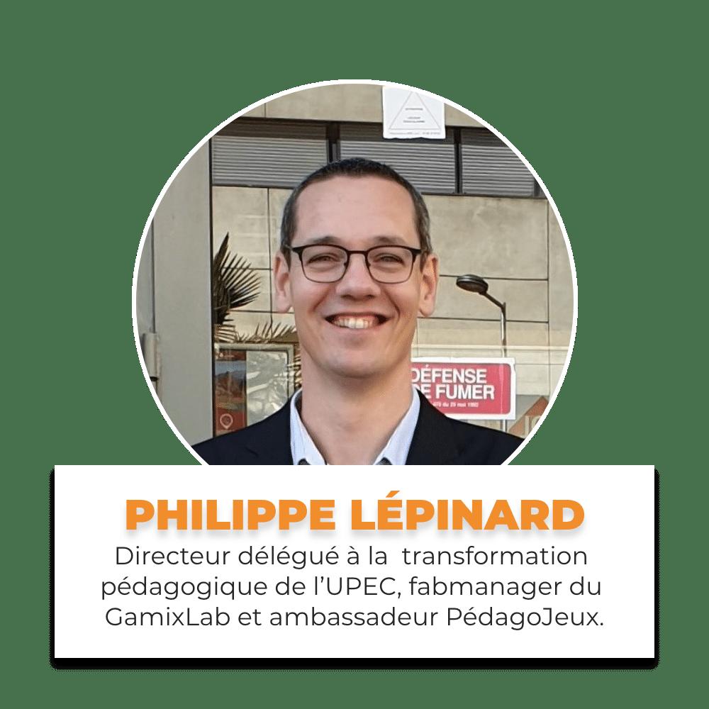 Philippe LÉPINARD