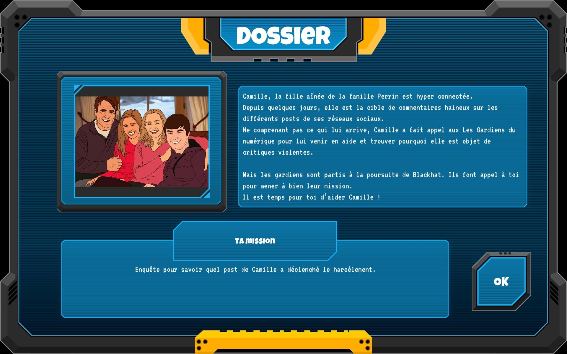 screen escape game