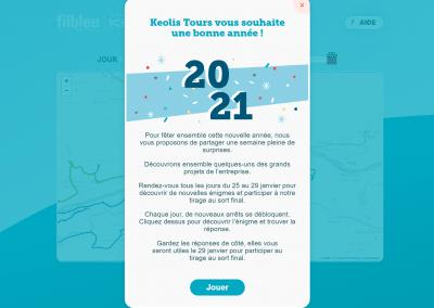 KEOLIS – Événement digital gamifié
