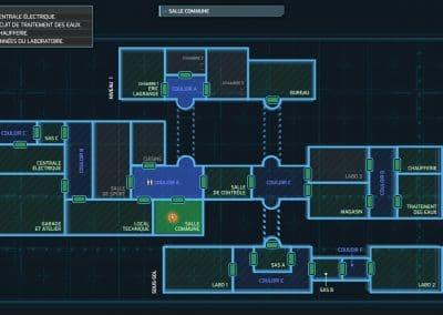 Escape game digital multijoueur – EDF