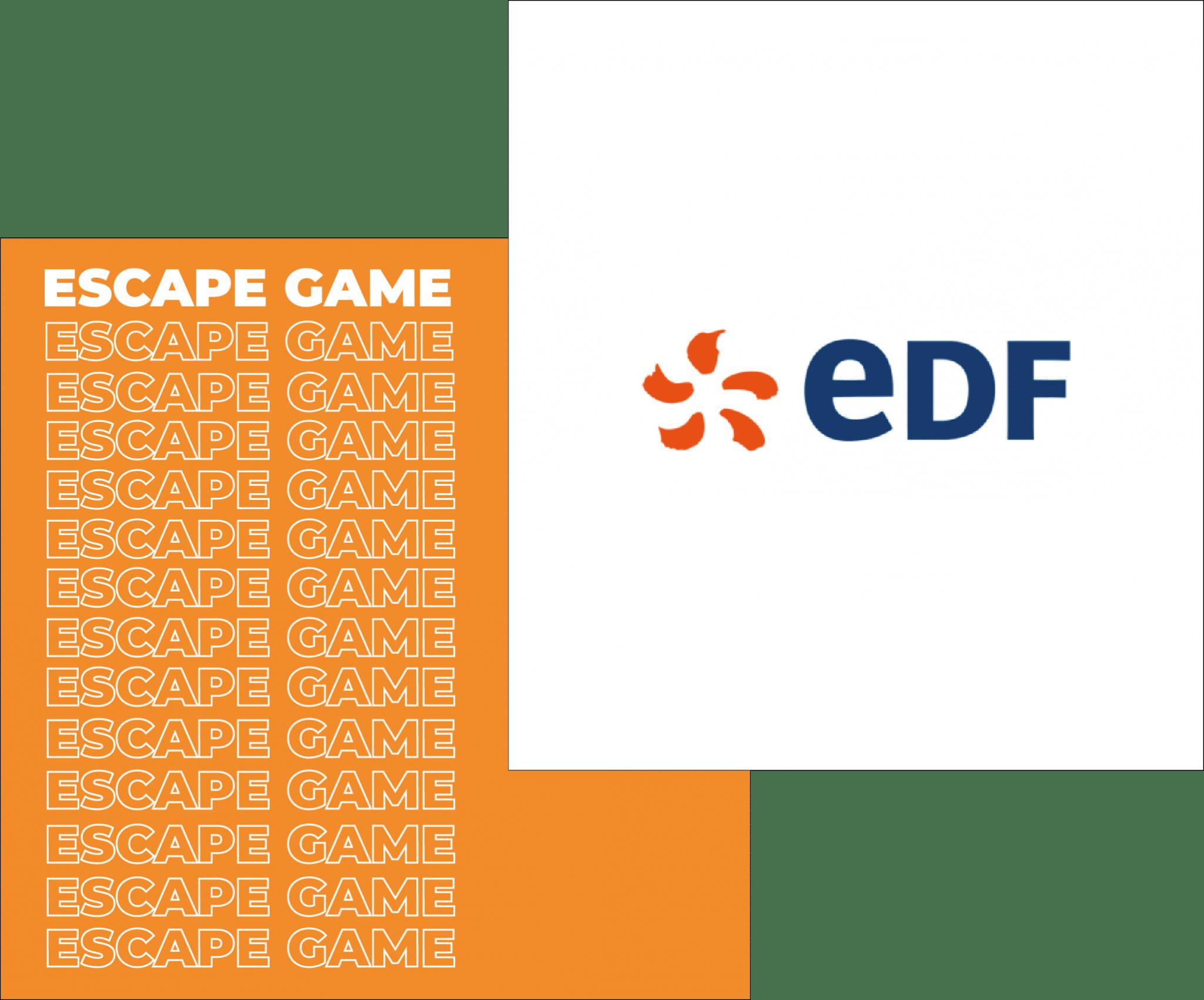 Escape Game - EDF I Arkham Studio - agence de gamification
